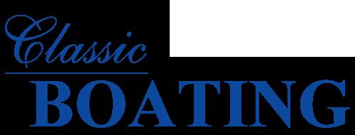 Classic Boating Magazine Logo